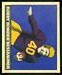 Robert Nussbaumer - 1949 Leaf football card #65