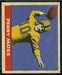 Perry Moss - 1949 Leaf football card #81
