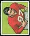 Leo Nomellini - 1950 Bowman football card #107