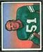 Joe Watson - 1950 Bowman football card #110