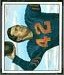 Sid Luckman - 1950 Bowman football card #27