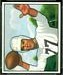 Bob Gage - 1950 Bowman football card #54