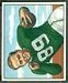 Bob Kelly - 1950 Bowman football card #77