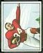 Pat Harder - 1950 Bowman football card #93