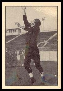 Jim Mitchener 1952 Parkhurst football card
