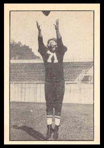 Lally Lalonde 1952 Parkhurst football card