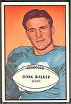 1953 Bowman Doak Walker