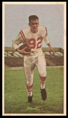 Peter Maxwell-Muir 1954 Blue Ribbon football card