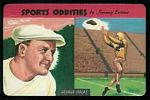 1954 Quaker Sports Oddities George Halas
