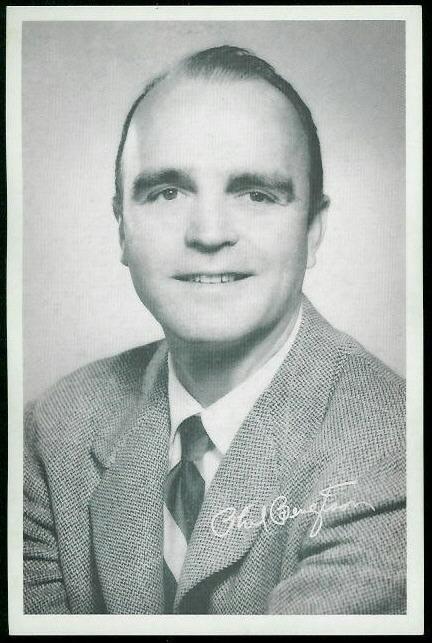 Phil Bengtson 1955 49ers Team Issue football card