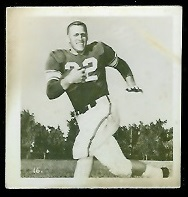 Ken Carpenter 1956 Parkhurst football card