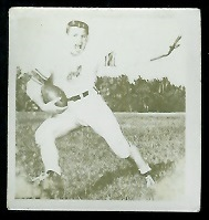 Sully Glasser 1956 Parkhurst football card