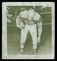 Normie Kwong 1956 Parkhurst football card