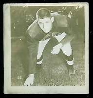 Herb Gray 1956 Parkhurst football card
