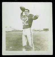 Eagle Day 1956 Parkhurst football card