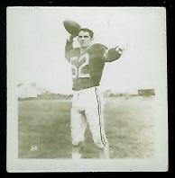 Eagle Day 1956 Parkhurst football card