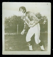 Gord Rowland 1956 Parkhurst football card