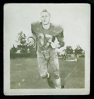 Jackie Parker 1956 Parkhurst football card