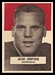 1959 Wheaties CFL Jack Simpson