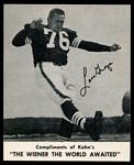 1960 Kahns Lou Groza