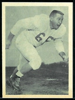 Phil Blazer 1961 Fleer Wallet Pictures football card