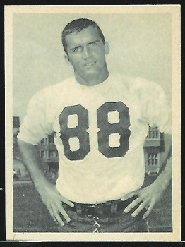Sonny Randle 1961 Fleer Wallet Pictures football card