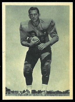 Dewey Bohling 1961 Fleer Wallet Pictures football card