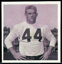 John David Crow 1961 Fleer Wallet Pictures football card