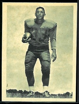 Pete Hart 1961 Fleer Wallet Pictures football card