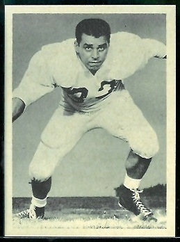 Archie Matsos 1961 Fleer Wallet Pictures football card