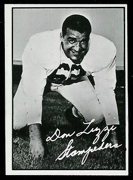 Don Luzzi 1961 Topps CFL football card