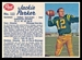 1962 Post CFL Jackie Parker
