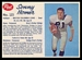 1962 Post CFL Sonny Homer