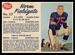 1962 Post CFL Norm Fieldgate