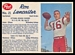 1962 Post CFL Ron Lancaster