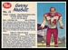 1962 Post CFL Gerry Nesbitt