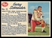 1962 Post CFL Gary Schreider