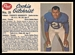 1962 Post CFL Cookie Gilchrist