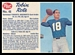 1962 Post CFL Tobin Rote