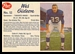 1962 Post CFL Wes Gideon