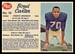 1962 Post CFL Boyd Carter