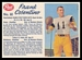 1962 Post CFL Frank Cosentino
