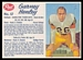 1962 Post CFL Garney Henley