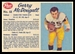 1962 Post CFL Gerry McDougall