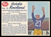 1962 Post CFL Gord Rowland