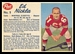 1962 Post CFL Ed Nickla