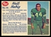 1962 Post CFL Neil Habig