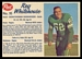 1962 Post CFL Reg Whitehouse