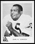 1963 IDL Steelers John Henry Johnson