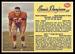 1963 Post CFL Ernie Danjean